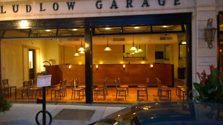 Ludlow Garage reopens in Cincinnati  Cincinnati Business