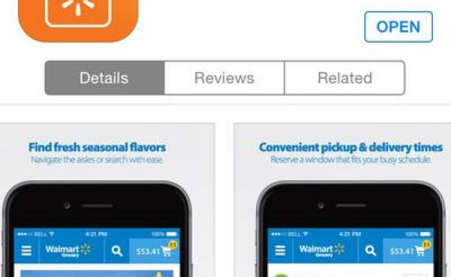 Wal Mart To Offer Mobile App Shopping Pickup Service At