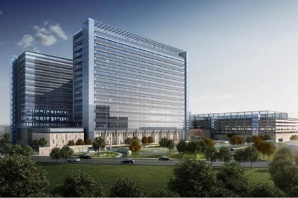Phillips 66 HQ July2013rendering
