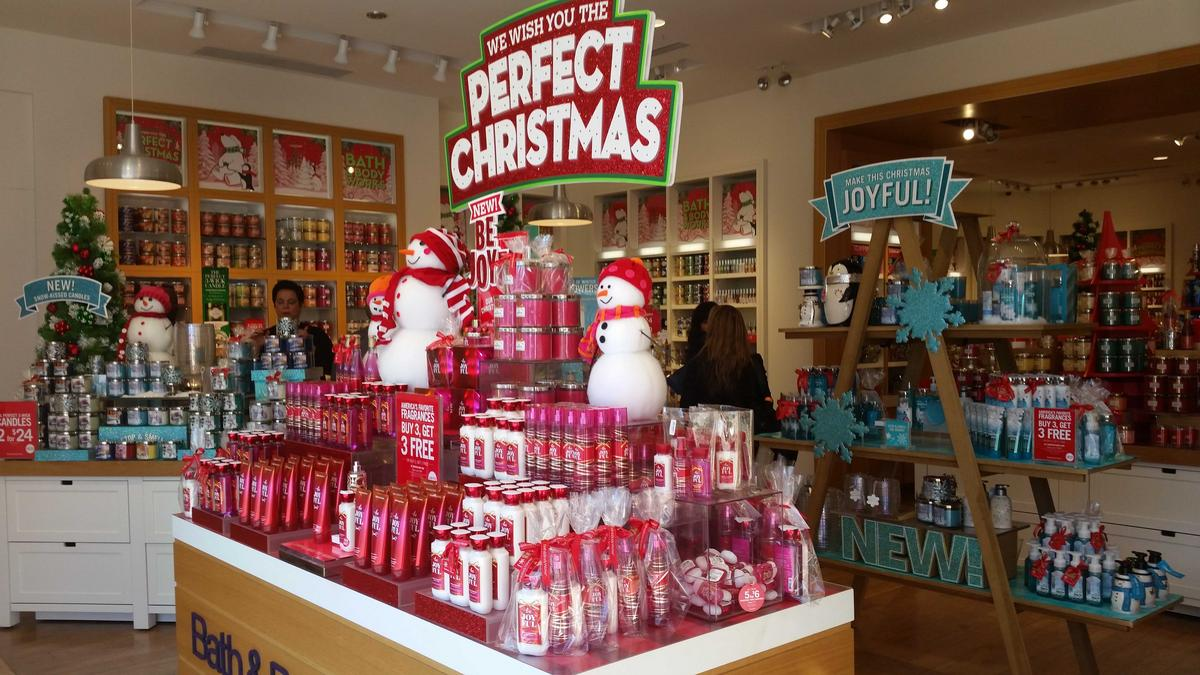 L Brands Plans To Invest More In Bath & Body Works, White