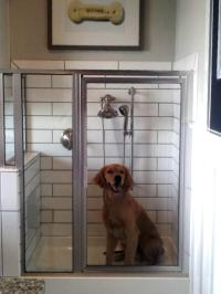 Toll Brothers Inc. debuts new dog shower for Houston's ...
