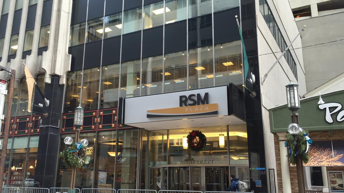 Pohlads sell RSM Plaza office tower in downtown Minneapolis  Minneapolis  St Paul Business