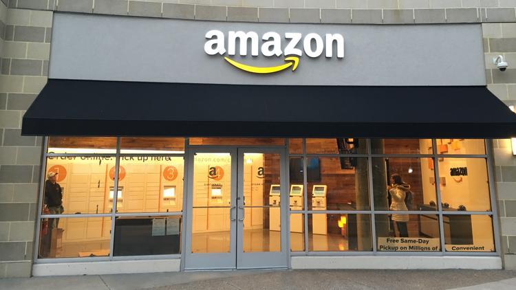 Amazon Cincinnati Store Sets Opening Date Cincinnati