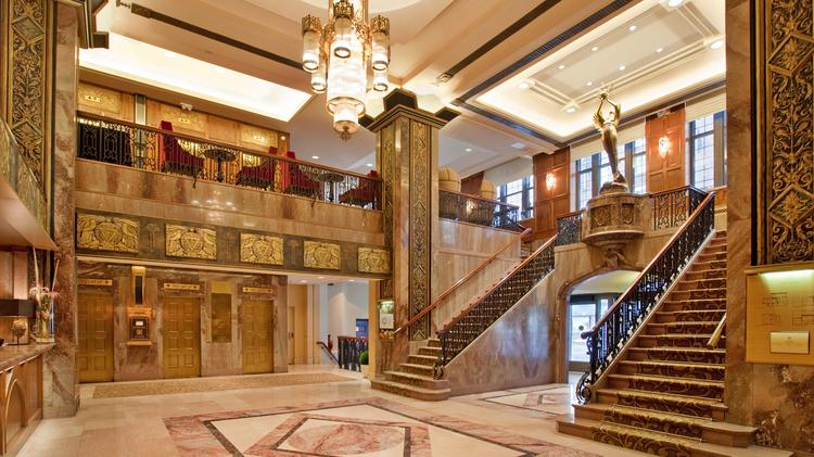 Hotel Phillips Owner Picks Designer For Renovations
