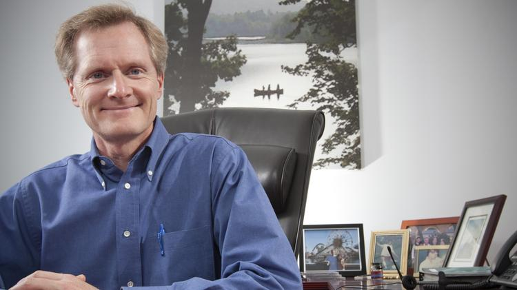 Russell Hancock, president and CEO of Joint Venture Silicon Valley. The organization released its annual Silicon Valley Index on Wednesday.
