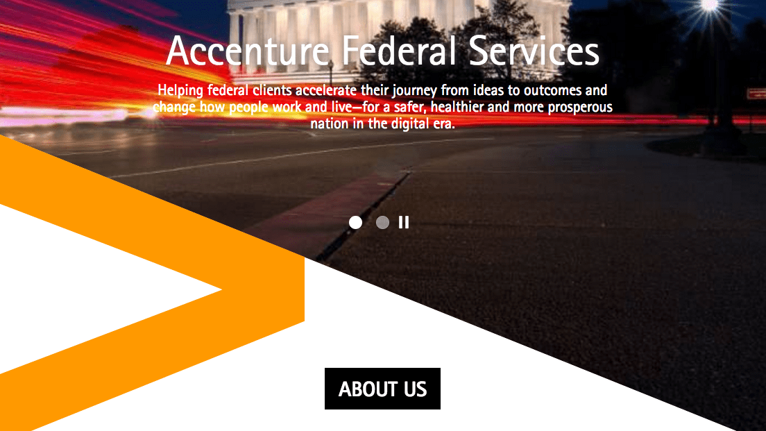 Image result for images of Accenture Federal Services