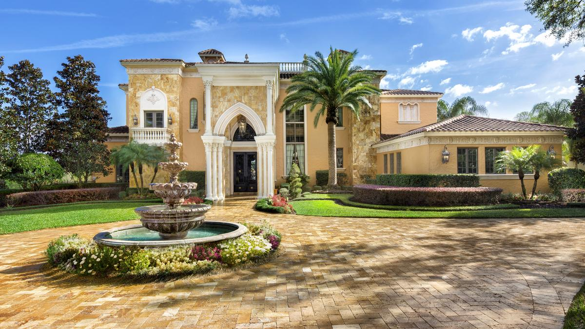 NBA star Dwight Howards former Orlandoarea home for sale