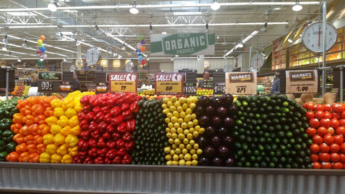 Fresh Market Columbus Ohio