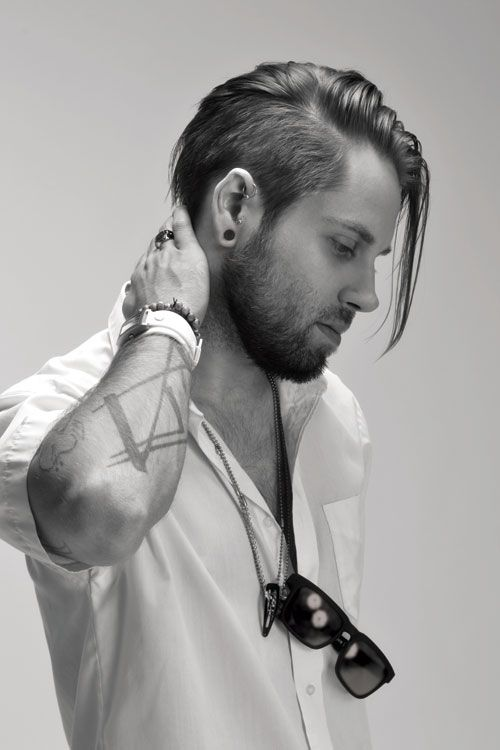 Mens Undercut Hairstyles 30