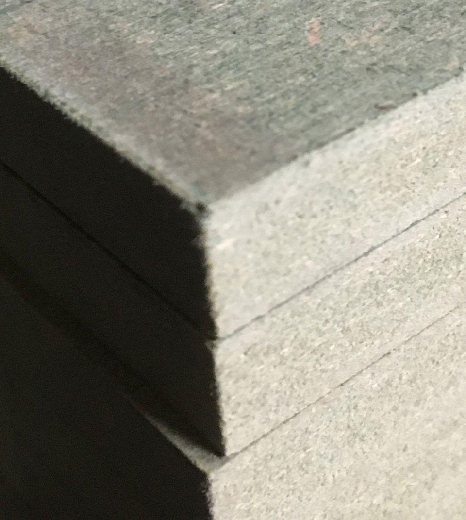 MDF-board Umidax exteriör 9x2440x1220mm Image