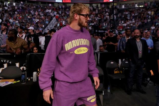 Logan Paul Calls for Floyd Mayweather Jr. Rematch: 'I Promise I'll Knock Him Out... - FLOYD PAUL 3 - 2021
