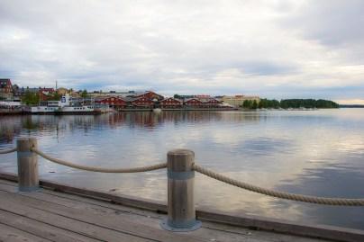 Norra Hamn av Malin