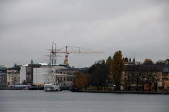 Skeppsholmen av Malin