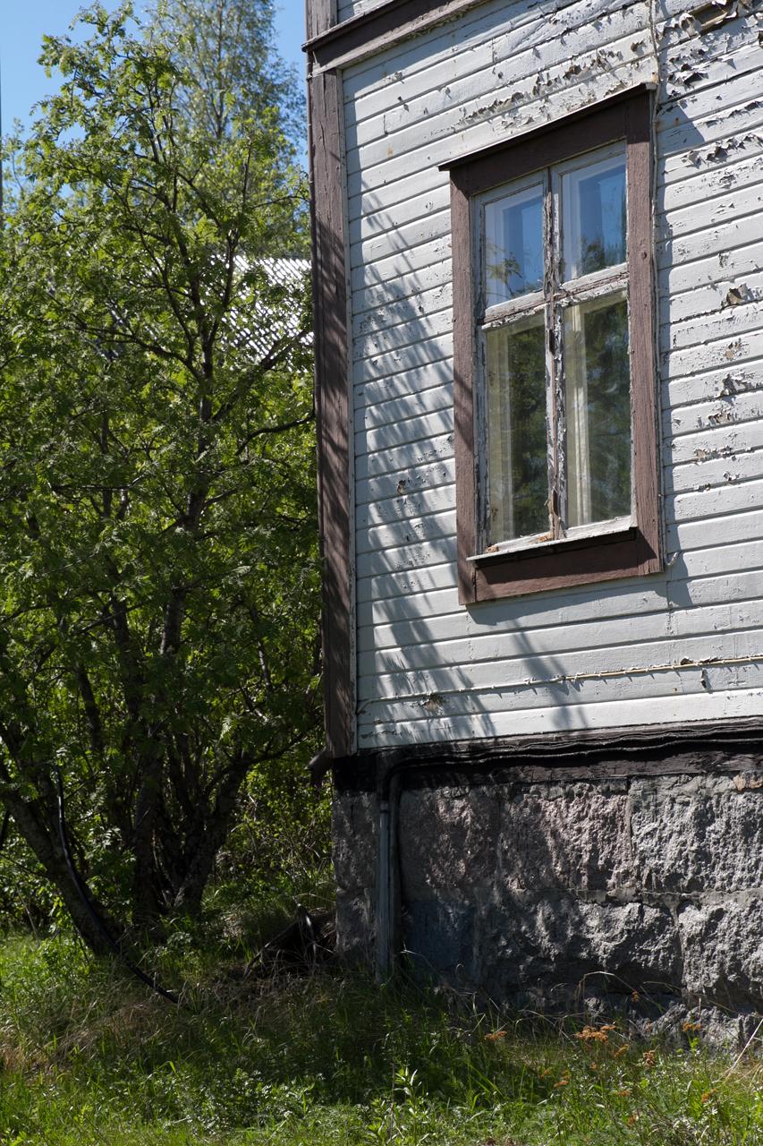 Fasad av Eva Karlsson