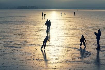 På hal is - av Margareta