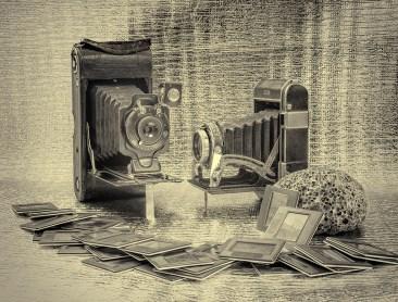 Fotografisk historia - av Margareta