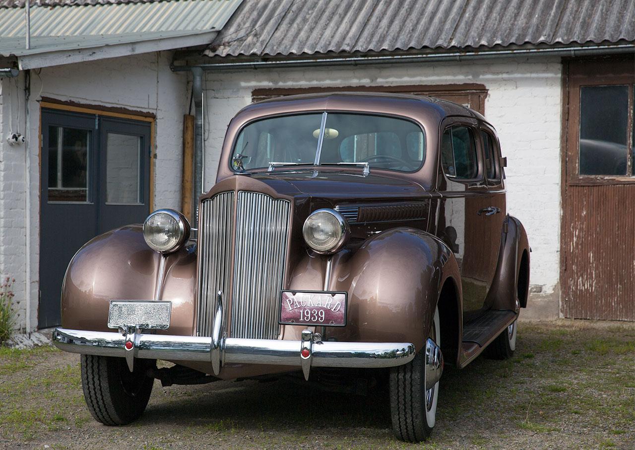 Bilen - av Eva