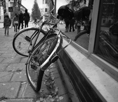 Demolerad cykel - Cricco