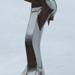 Stålkvinnan torso - Cricco