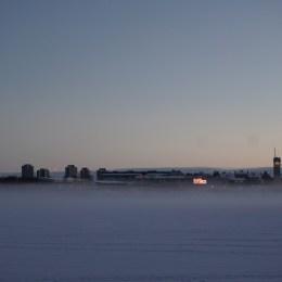 2 december på morgonen - Ewa