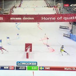 18 december - Cricco svensk vinst