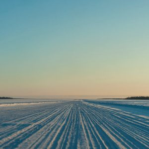 Linjer i isväg - Cricco