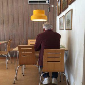 11 september - Nya Hanse'ns café i Öjebyn.