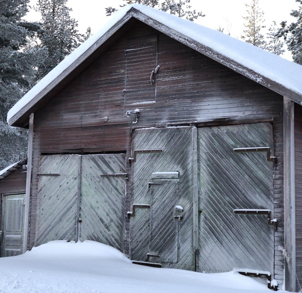 Dörr på dörr i Åträsk - Ewa