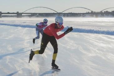 KPN Grand Prix - Träning i motvind - av Gunbritt