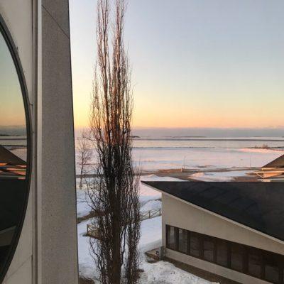 God morgon havet - av Malin