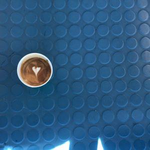 Kaffe är också viktigt - av Eva