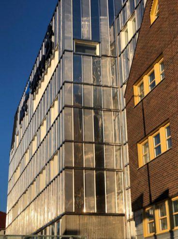 Ett av Luleås modernaste hus.....