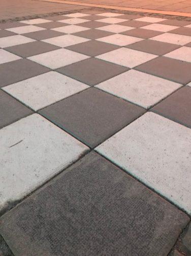 Schack i centrum - av Eva