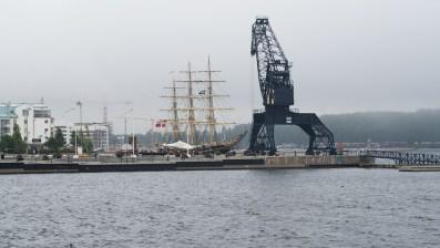 Södra Hamn 190901 - av Gunbritt