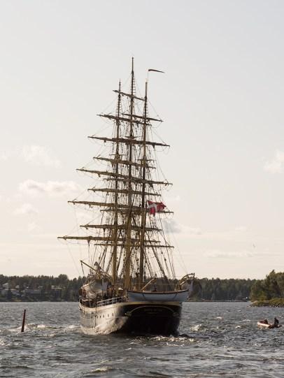 Södra Hamn 190903 - av Gunbritt