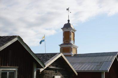 Vid Kukkolaforsen - Ewa