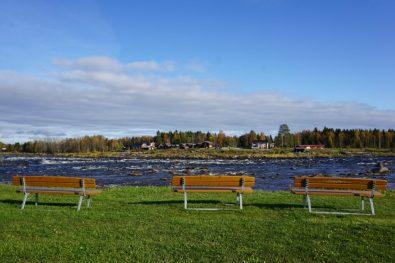Jag ser på Finland. Kukkolaforsen-Ewa