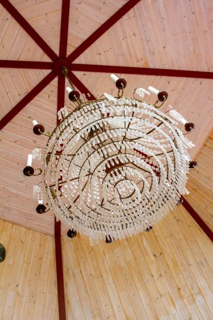 Storforsen kapell - av Eva