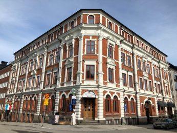 Erikssonska stenhuset - Ewa