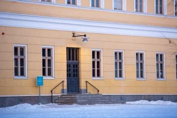 Gymnasiebyn - av Eva
