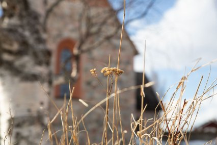 Gammelstad kyrka - av Eva