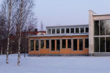I gymnasiebyn - av Malin