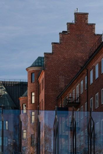 Rådstugatan Luleå -av Margareta
