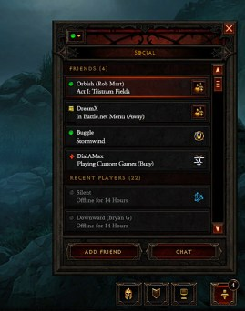 does diablo 3 have local multiplayer