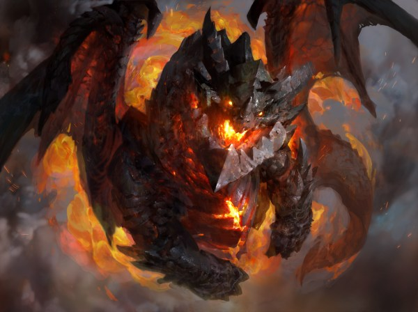 WoW Deathwing Dragon