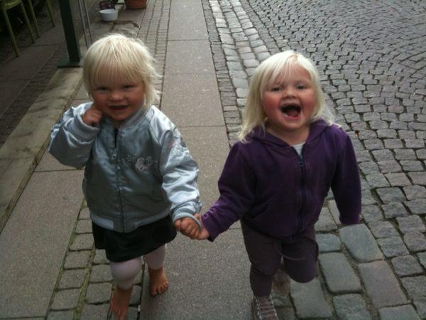 Carla och Greta