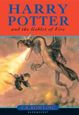 Image result for goblet of fire bloomsbury