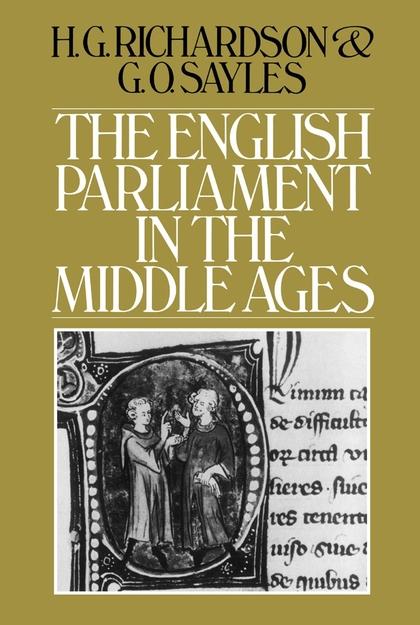 Parliament Middle Ages : parliament, middle, English, Parliament, Middle, Ages:, Richardson:, Hambledon, Continuum