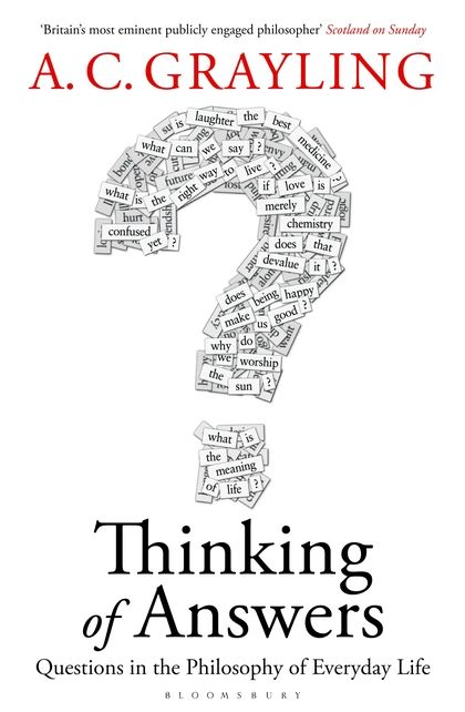 Thinking of Answers: Questions in the Philosophy of