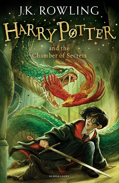 Harry Potter And The Chamber Of Secrets See Larger Image
